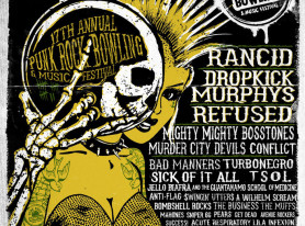 Punk Rock Bowling Festival Brings Punk Rock Legends to the Club Shows