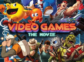 Video Games: The Movie On DVD Feb 3