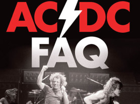 'AC/DC FAQ' Book Now Available On NetGalley With Foreward By RED HOT CHILI PEPPERS Drummer Chad Smith