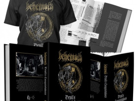 BEHEMOTH Posts Excerpts From Upcoming Biography