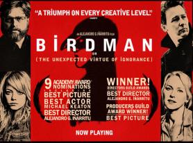 Watch Michael Keaton And Antonio Sanchez Bring The Score Of 'Birdman' To Life