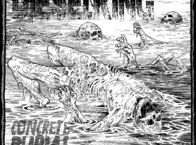 Metal Life Album Review: DIESEL KING – Concrete Burial