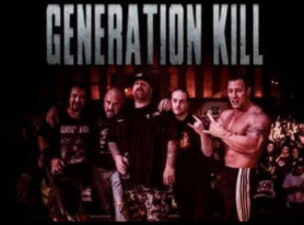GENERATION KILL Featuring Rob Dukes (ex- EXODUS) Teams Up With DMC For Album