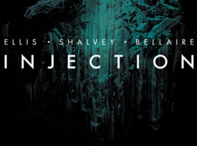 Comic Book 'Injection' Offers A Dose Of Science Fiction And Horror