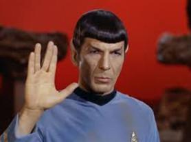 Spock Takes His Final Journey To Sha Ka Ree, RIP Leonard Nimoy