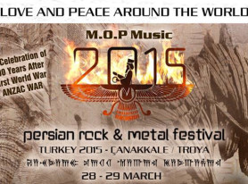 Persian Metal Festival 2015: Peace, Love & Rock in the Middle East