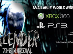 Video Game 'Slender: The Arrival' Confirmed for March, New Trailer