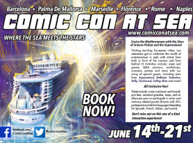 Comic-Con At Sea, A Unique Sci-Fi Convention Experience On The High Seas