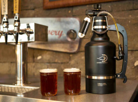 DrinkTanks Offers the World's Largest Growler & Personal Keg
