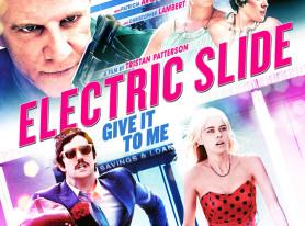 Oscar Nominee Patricia Arquette Stars In Crime Caper 'Electric Slide'