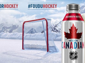 Molson Canadian Transports 11 #ANYTHINGFORHOCKEY Winners to Hockey Heaven