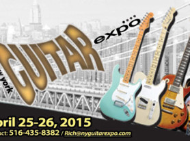 Les Paul 100th Tribute At Fourth Annual NY Guitar Show & Expo