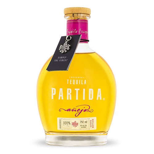 , on to the Partida Anejo . The recommended beer cocktail was Partida ...
