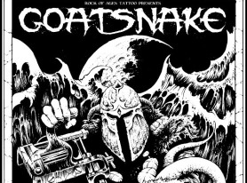 Rock of Ages Tattoo Announce SXSW Party Featuring GOATSNAKE and More