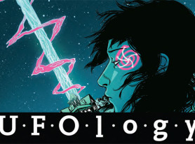 Boom Studios Launching New SciFi Comic 'UFOlogy'