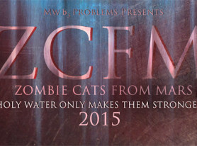 Metal Life Interviews Montetre, Director of  'Zombie Cats From Mars'