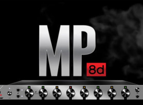 Antelope Audio Introduces MP8d, New Eight-channel Microphone Preamplifier At Musikmesse