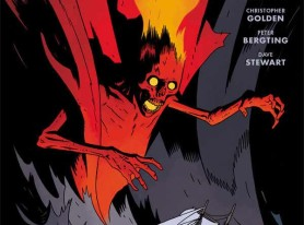 Comic Book 'Baltimore: The Cult of the Red King #1' Releases May 6, 2015