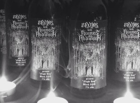 Brujos Brewing To Release Collaboration With San Diego Metal Band Ruines Ov Abbadon
