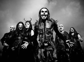 "CRADLE OF FILTH Discusses ""Hammer Of The Witches"" Artwork"