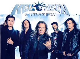 """HELLOWEEN Release First Single """"Battle's Won"""" and Lyric Video"""