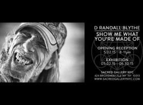 LAMB OF GOD's Randy Blythe Announces Special NYC Photography Exhibition