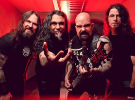 SLAYER Discuss Working With Producer Terry Date On Upcoming Album, Repentless