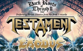 Metal Life Show Review: TESTAMENT, EXODUS and SHATTERED SUN