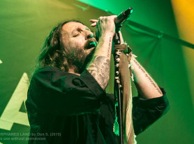 Metal Life Magazine Photos of ORPHANED LAND Show In Stuttgart, Germany