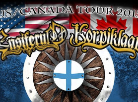 ENSIFERUM To Shoot New Music Video At Philadelphia Show On May 28th
