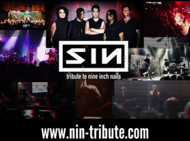 Metal Life Friends SIN (a Nine Inch Nails tribute) Headlining SD HOB June 5th With Mechanical Manson And Zombiewood