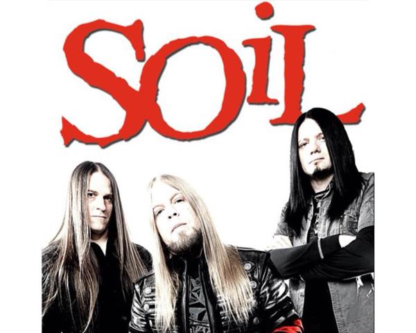 Chicago heavy rockers soil back on tour for 3rd leg of for Soil tour dates 2015