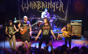 Metal Life Show Review: WARBRINGER Comeback Show At The Whisky With DESECRATE, OPHIUCHUS and EXMORTUS