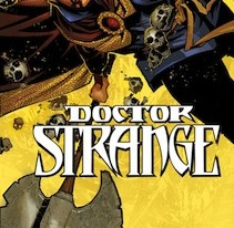 The Doctor Is In! DOCTOR STRANGE #1 Is Coming This Fall!