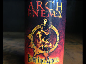 ARCH ENEMY Introduces Burning Angel Hot Sauce