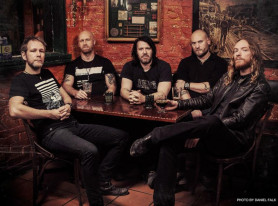 Swedish Metal Band DARK TRANQUILLITY Releases New Video