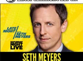 Seth Meyers and Taran Killam to Sign Autographs at Entertainment Earth Booth #2343 at San Diego Comic-Con 2015