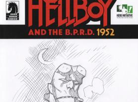 Hero Initiative & Dark Horse Comics Unveil 'The HELLBOY 100'
