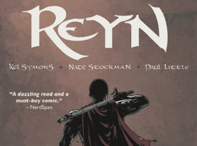Sword & Sorcery Fantasy Comic REYN, VOL. 1: WARDEN OF FATE Available This June
