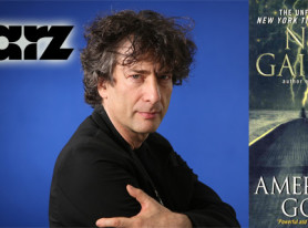 "Starz Gives Green Light To ""American Gods"" Based on Neil Gaiman's Novel"