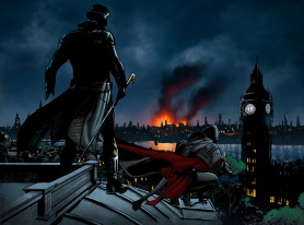 Assassin's Creed Syndicate Animated Short by F. Gary Gray
