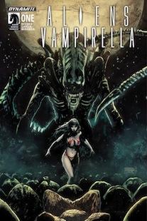 Aliens / Vamperilla