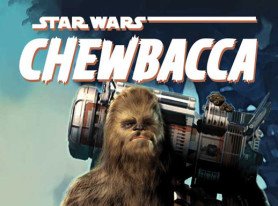 Marvel To Tell The Story Of Star Wars' Chewbacca Starting In October