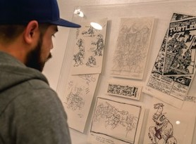 SDCC: Visit The San Diego Comic Art Gallery During Comic-Con International 2015