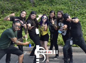 Metal Life Magazine Exclusive Interview With SHATTERED SUN At Mayhem Fest 2015