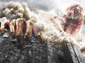 "Metal Life Exclusive Coverage Of ""Attack On Titan"" Red Carpet Premiere"