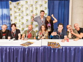 "Recap w/ Photos from the ""Character of Music: Classic Horror"" Panel at Comic-Con 2015"
