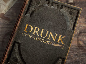 "Metal Life Interviews At San Diego Comic Con: ""Drunk History"" From Comedy Central"