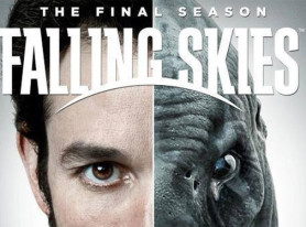 "Metal Life Interviews At San Diego Comic Con: ""Falling Skies"" From TNT"