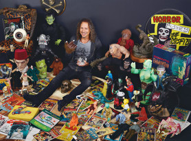 SDCC: Kirk Hammett And Nuclear Blast Announce Signings And Exclusive Toys At San Diego Comic Con